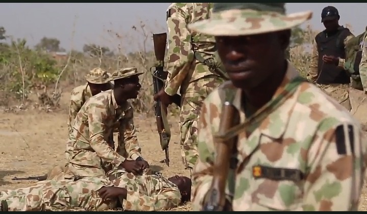 Nigerian Army Bans The Sale Of Petroleum In Jerry-Cans