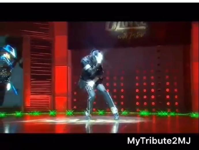 Peter Okoye Recreates Michael Jackson's Dance While Paying Him Tribute