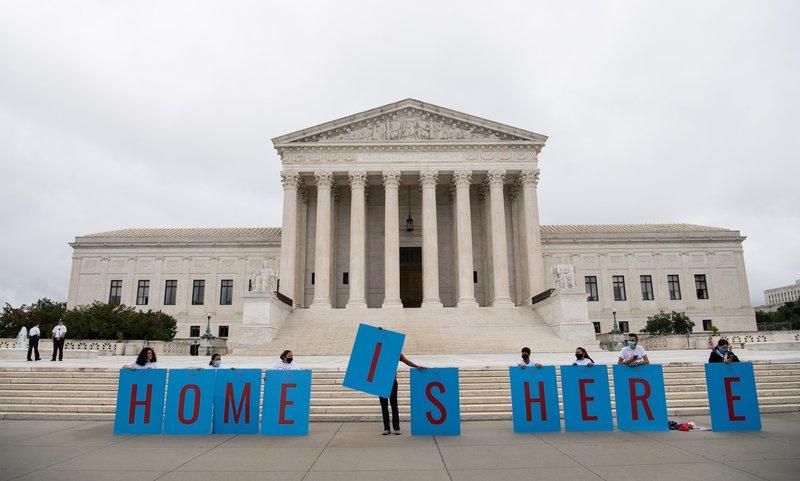 Supreme Court Rules Against Trump, Favors DREAMers