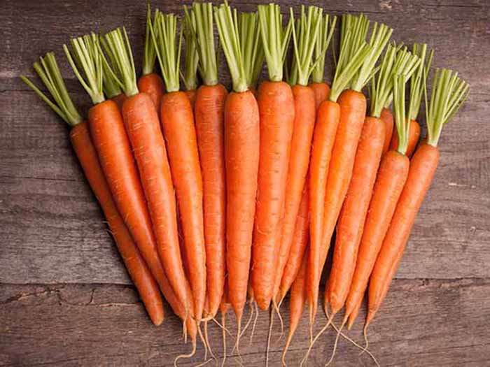Do you know that Carrot prevents Cancer? - See health benefits of many fruits & Vegetables