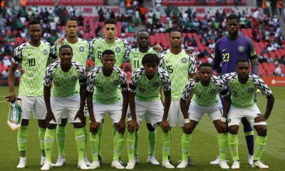 Nigeria vs Algeria - AFCON Semi Finals
