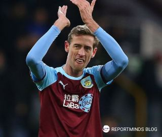 Peter Crouch Retires From Football At Age 38