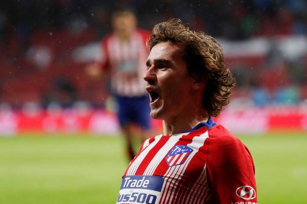 Barcelona Announces The Signing Of Antoine Griezmann