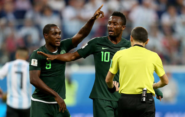 Mikel Obi & Odion Ighalo Quits International Football