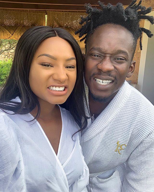 Billionaire Daughter, Temi Otedola Celebrates Mr Eazi, Her Boyfriend On His 28th Birthday