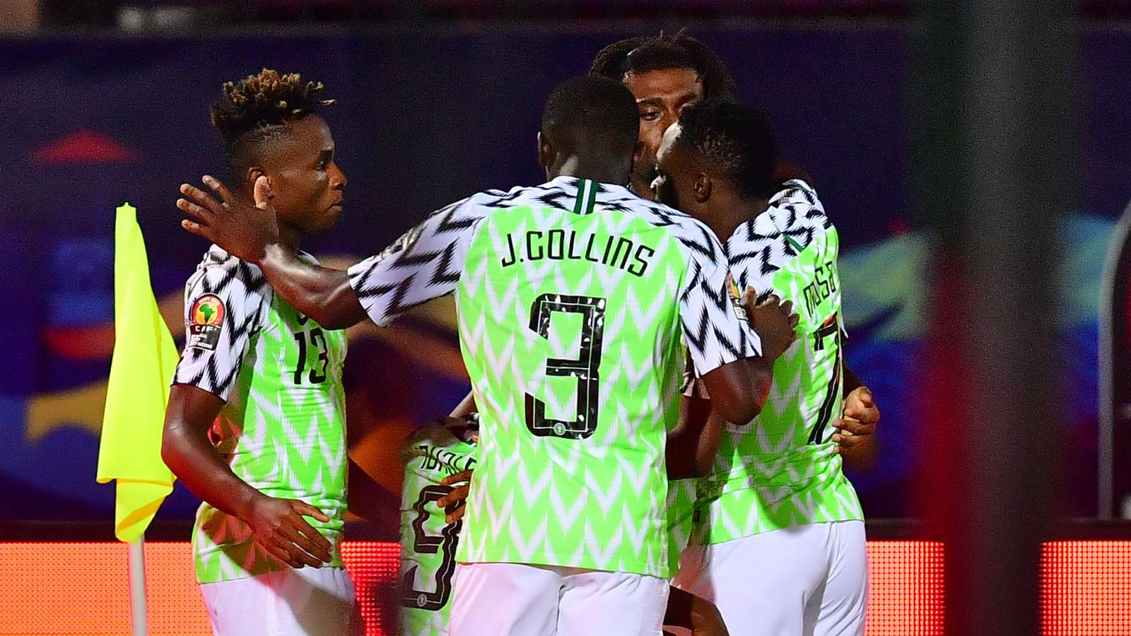 Nigeria Secures 33rd Place In FIFA Ranking