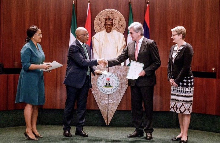 Nigeria Signs Deal With Germany To Improve Electricity
