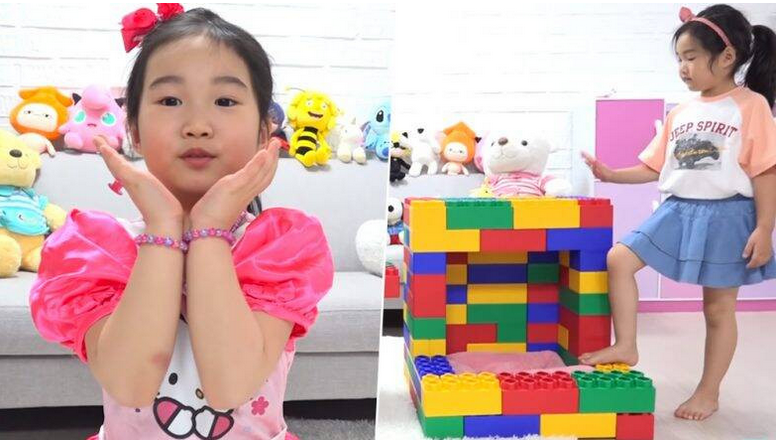 6-Year-Old Youtube Star Buys Herself A Property Worth $8m