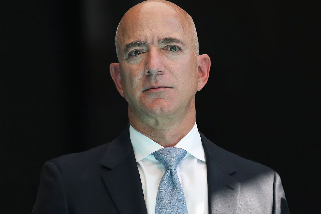 Jeff Bezos Breaks Record For Richest Man Alive