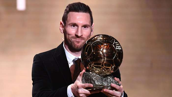 Ballon d'Or 2020 Award Cancelled Due To COVID19