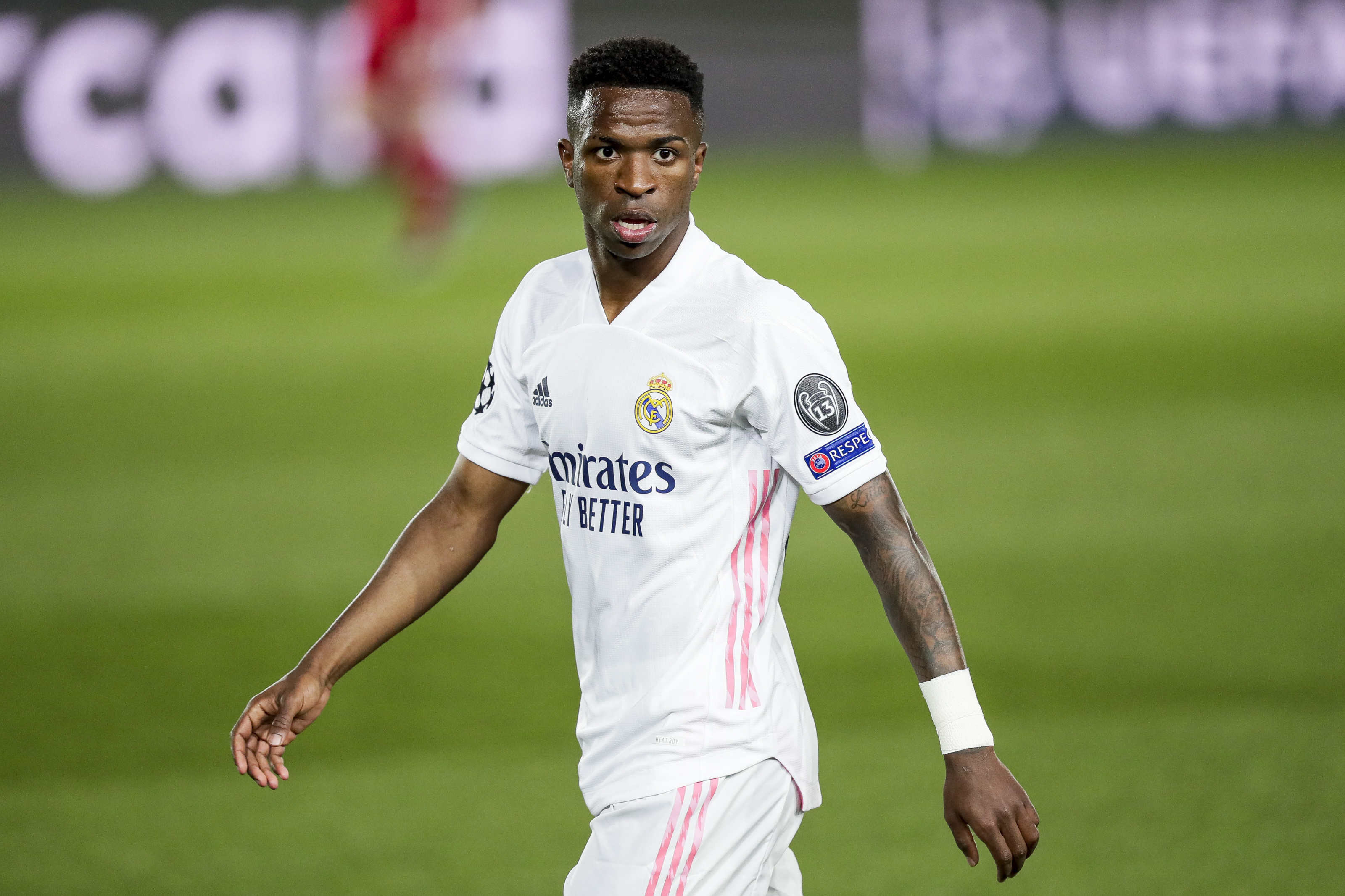 Manchester United transfer news: Red Devils offered chance to sign Vinicius Jr