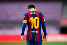 Barcelona's alarming wage cap meaning they cannot register new Messi contract