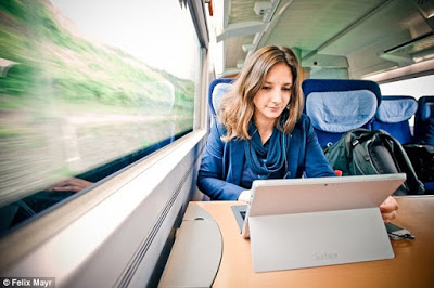 The German Student Who Lives in a Train