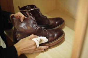 The Biggest Mistake Guys Make in Caring For Their Shoes