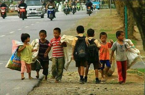 Indonesian kids that got the internet talking