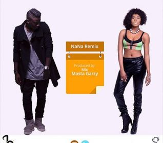Eazzy  -  'Na Na' (Remix) ft. StoneBwoy (Prod. By Mix Masta Garzy)