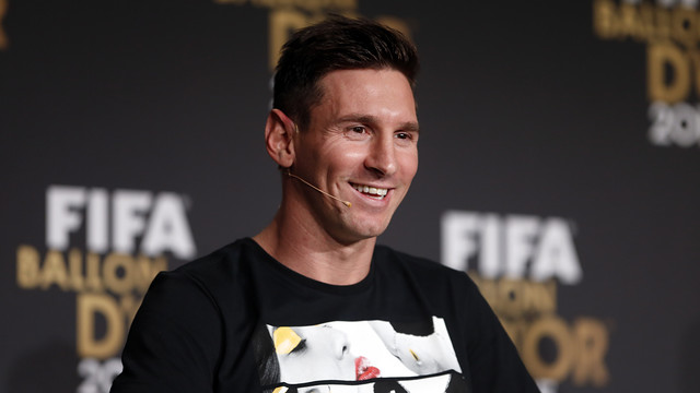 """""""Barca will be my only team in Europe"""" - Messi"""