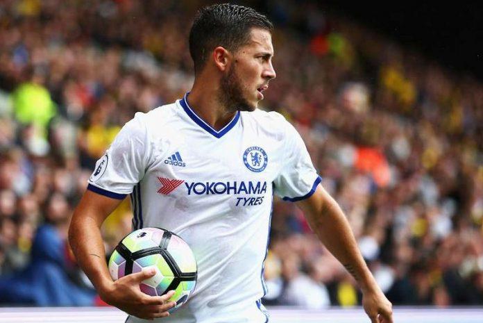 Eden Hazard To Move Away From Chelsea