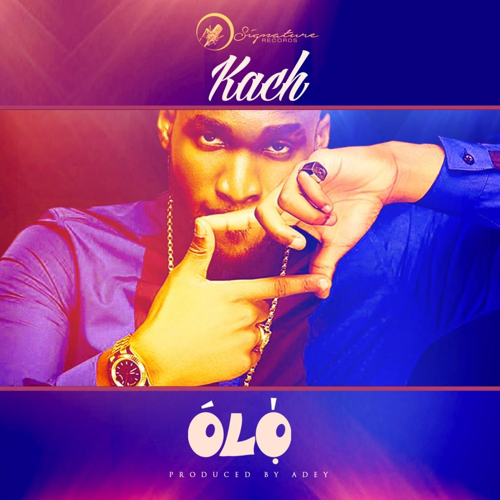 Kach - 'Olo' (produced by Adey)