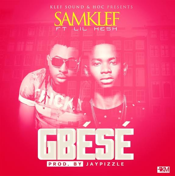 Samklef - Gbese ft. Lil Kesh