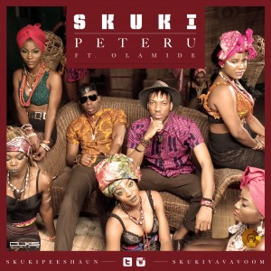 Skuki  -  Peteru ft. Olamide