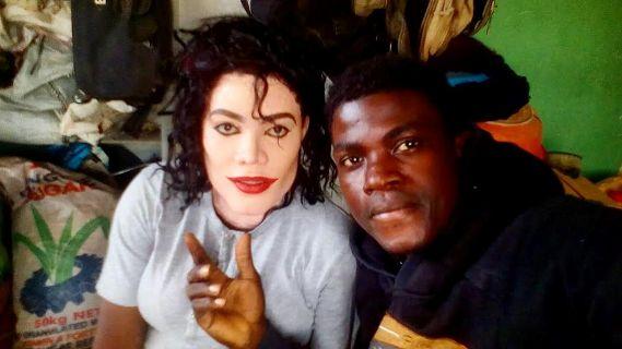 Nigerian Man remakes Michael Jackson