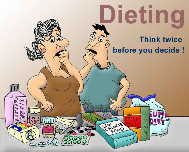 The Truth About Diets: Diet Myths Clarified!