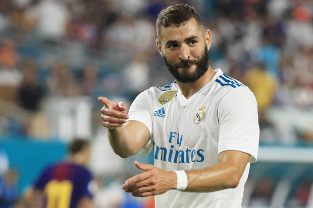 Chelsea holds talk with Madrid; proposes to swap Eden Hazard with Karim Benzema