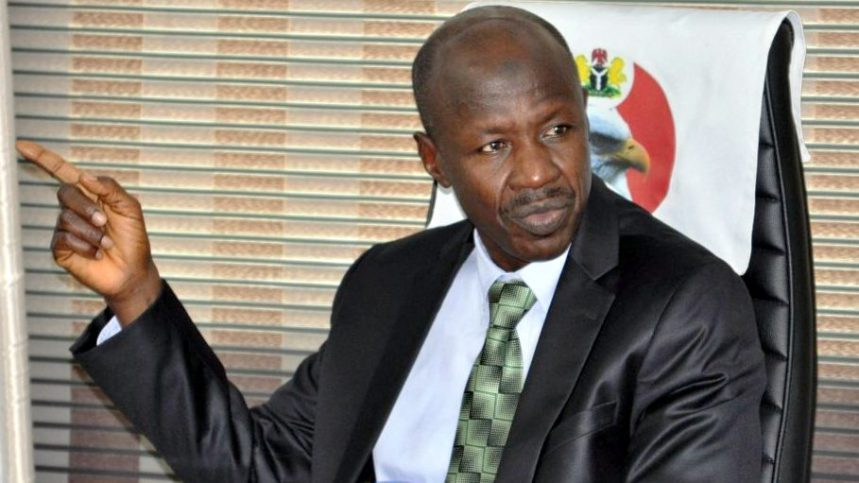 EFCC gives a breakdown report on all loots recovered in 2017