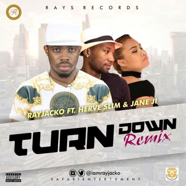 Rayjacko Feat. Herve Slim & Jane Ji - Turn Down Remix