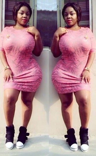 Miss Curves UNILAG 2014 in photos