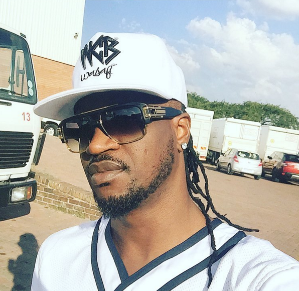 Paul Okoye blames himself over fight with brother