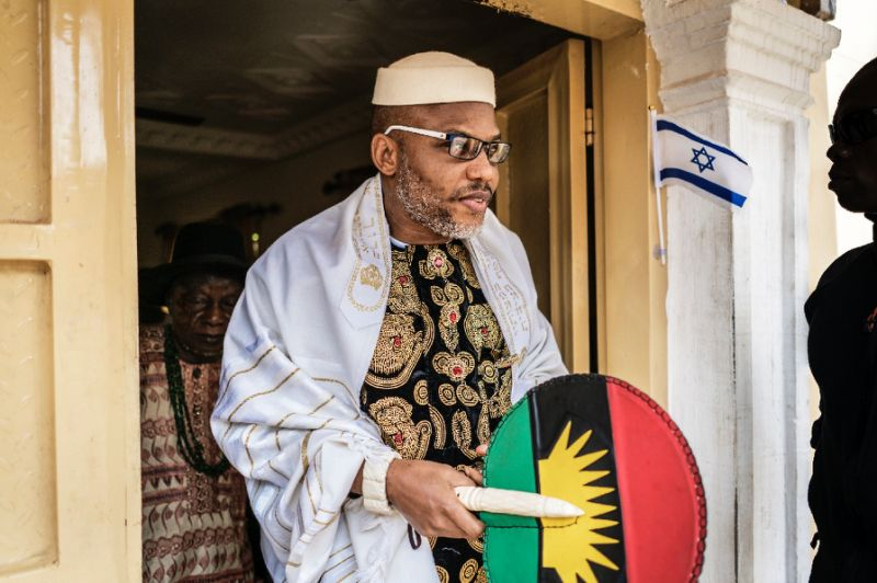 FG urges ECOWAS court to throw out Nnamdi Kanu's $800m suit, claims he has jumped bail