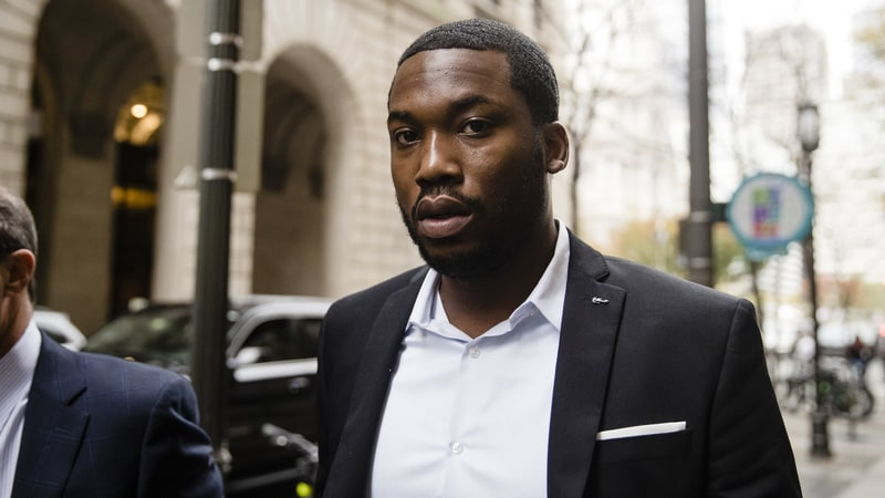 Meek Mill receives 4 years in prison for violating probation
