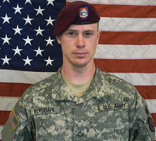 Trump criticizes Bowe Bergdahl's Honorable Discharge as a disgrace to the country