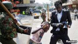 Kenyan Police kills 33 people after election in Nairobi