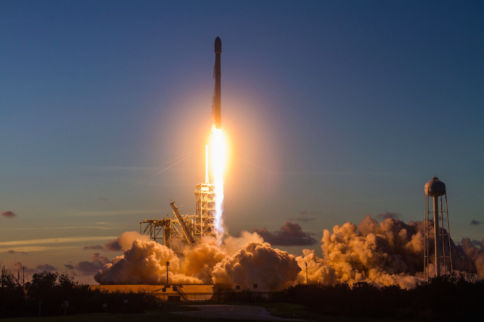 SpaceX launches Falcon 9, records its 15th mission of the year