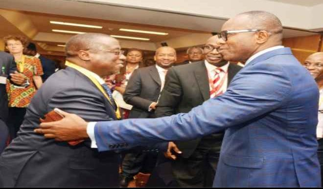Kachikwu, Baru meet, agree on independence of NNPC, DPR