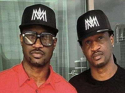PSquare Finally Gets Back Together, Apologizes To Each Other