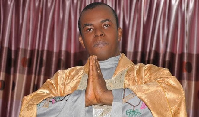 Rev. Fr Mbaka will be banished from 'Biafraland'