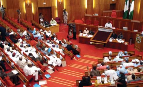 Northern, South East Senators Clash because of Operation Python Dance