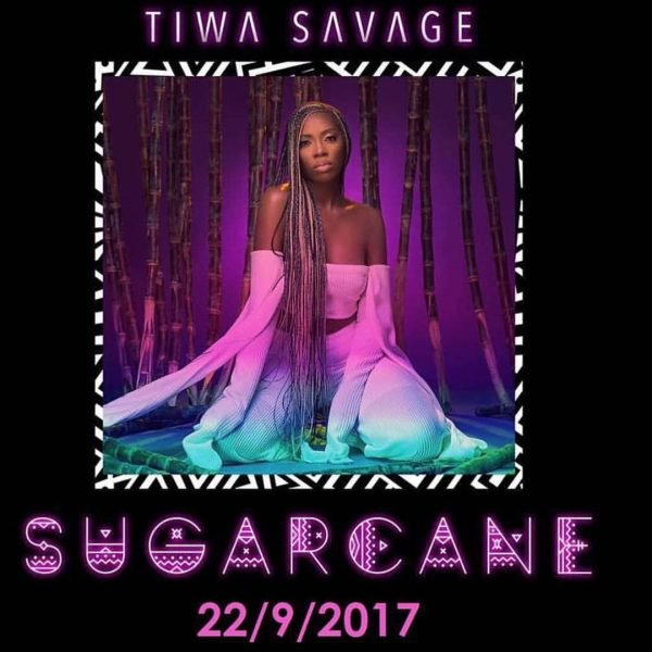 Tiwa Savage Releases Her Sugarcane EP 'short and sweet'