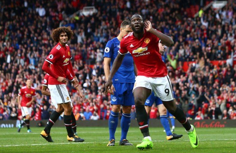 Lukaku explains goal celebration after beating Everton