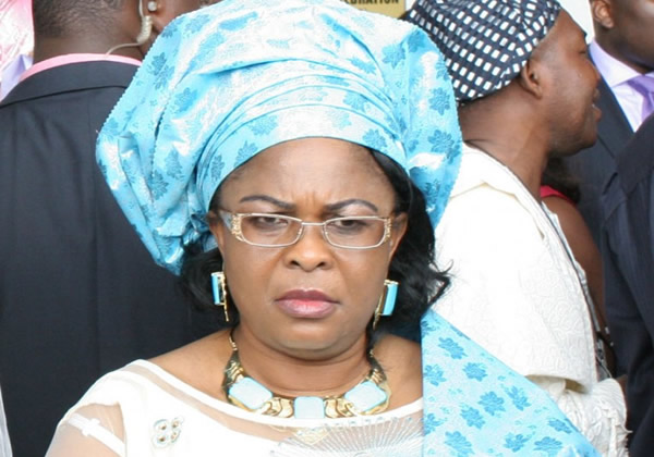 EFCC Reveals Patience Jonathan's N6bn Abuja plaza