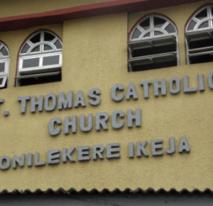 BREAKING: Gunmen attacks Catholic priest in Lagos with open fire