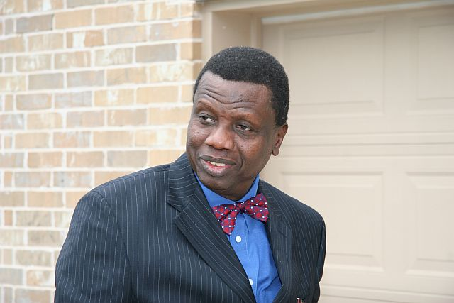 ASUU Strike: Pastor Adeboye Urges FG to Settle with Union ASAP