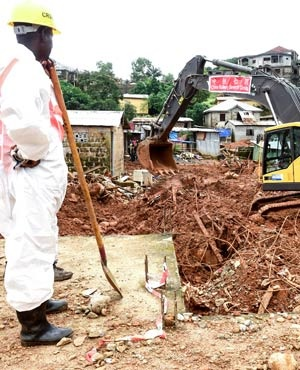 19 Bodies Recovered From Sierra Leone's Landslide