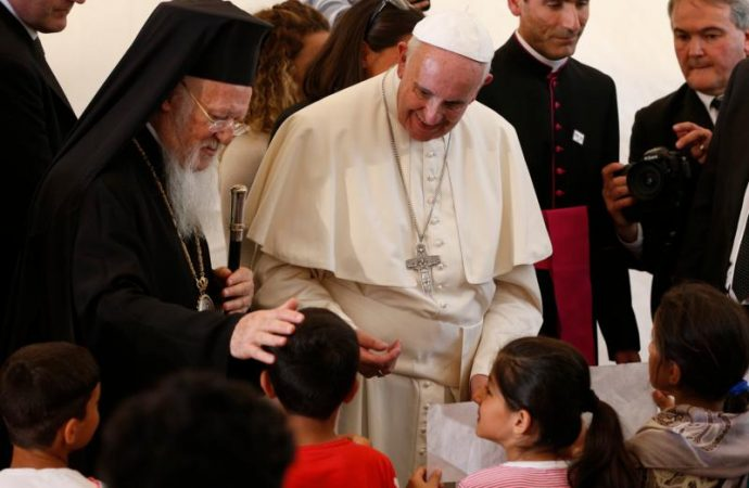 Pope Francis and Patriarch Bartholomew to issue combined environmental statement