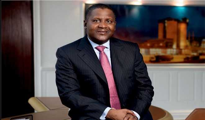 My three key plans: Cement, then oil - then Arsenal FC �' Dangote
