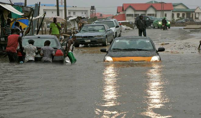 Benue Radio, market, 7 communities submerged in Makurdi flood
